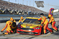 Joey Logano, Team Penske Ford, Team Penske, Ford Fusion
