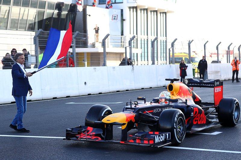 Ouverture du Circuit de Zandvoort