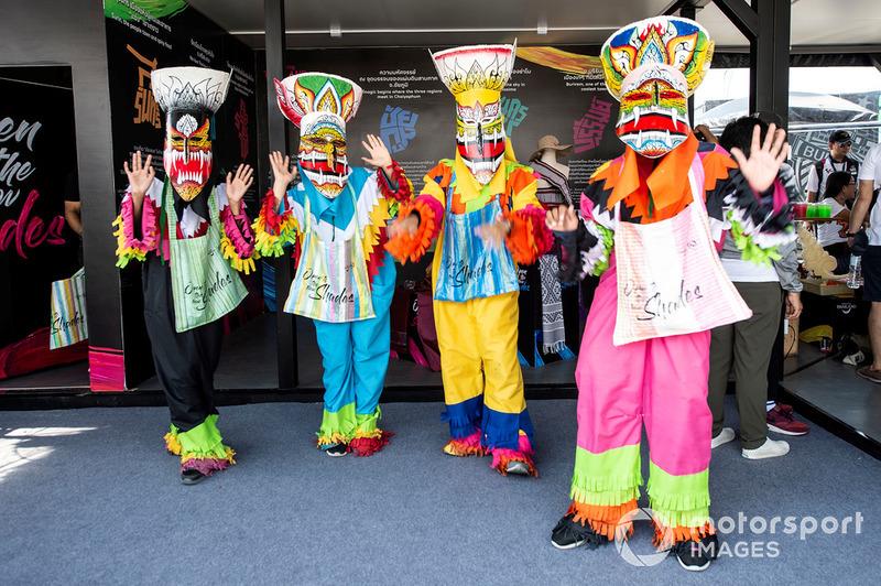 Тайські уболівальники