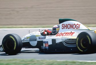 Alessandro Zanardi, Lotus 107C