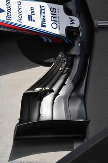 Переднее антикрыло Williams FW41