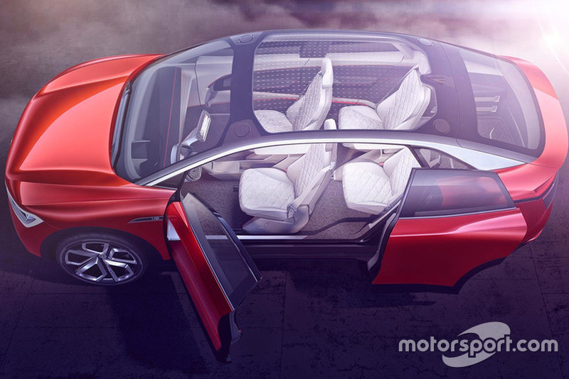 Концепт VW I.D.