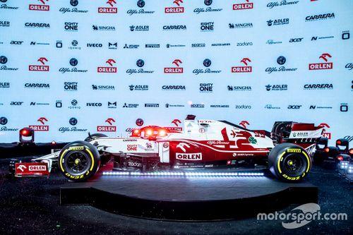 Lançamento da Alfa Romeo