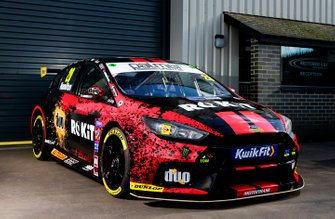 Motorbase Performance Ford Focus RS of Nic Hamilton