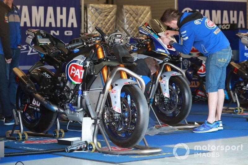 #60 Yamaha Pata: Mark Van Der Mark
