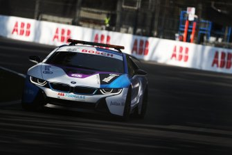 The BMW i8 Safety car
