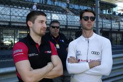 #3 Aust Motorsport, Audi R8 LMS: Markus Pommer, Kelvin van der Linde