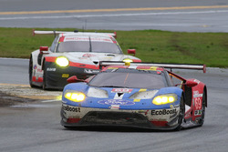 #69 Ford Performance Chip Ganassi Racing, Ford GT: Andy Priaulx, Harry Tincknell, Tony Kanaan; #911