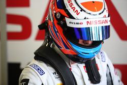 #23 Team RJN-Motorsport, Nissan GT-R Nismo GT3: Alex Buncombe