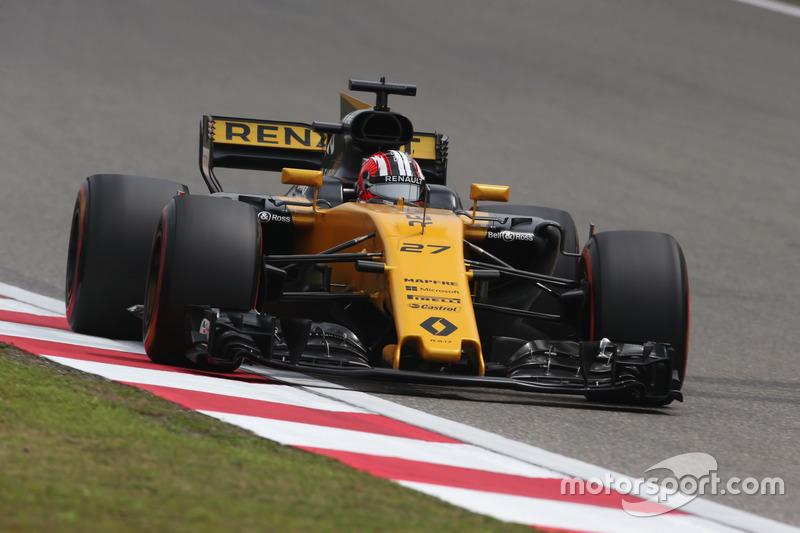 9 місце — Ніко Хюлькенберг, Renault — 66