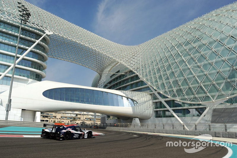 #22 United Autosports Ligier JS P3: Jim McGuire, Matt Keegan, Nico Rondet, Stefan Johansson