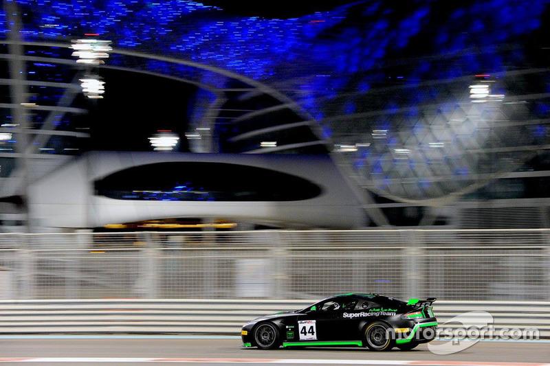#44 Generation AMR Superracing Aston Martin Vantage GT4: James Holder, Mattew George, Christopher Murphy, Meisam Taheri