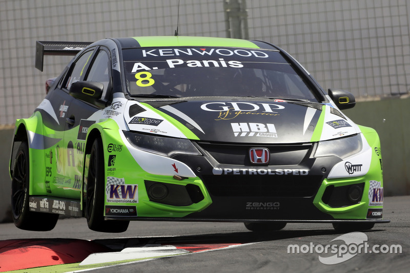 Aurelien Panis, Honda Team Zengo, Honday Civic WTCC