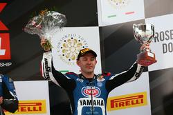 Podium: 3. Lucas Mahias, GRT Yamaha Official WorldSSP Team