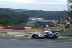 #90 Akka ASP Mercedes-AMG GT3: Michael Meadows, Raffaele Marciello, Edoardo Mortara