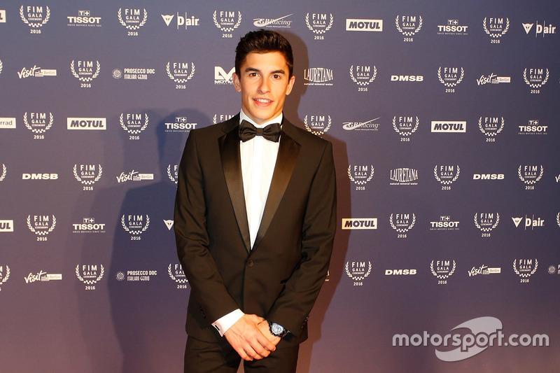 El campeón de MotoGP, Marc Marquez
