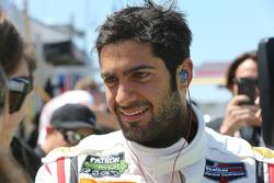 PC ganador de la pole Gustavo Yacaman, BAR1 Motorsports y Marc Drumwright, BAR1 Motorsports