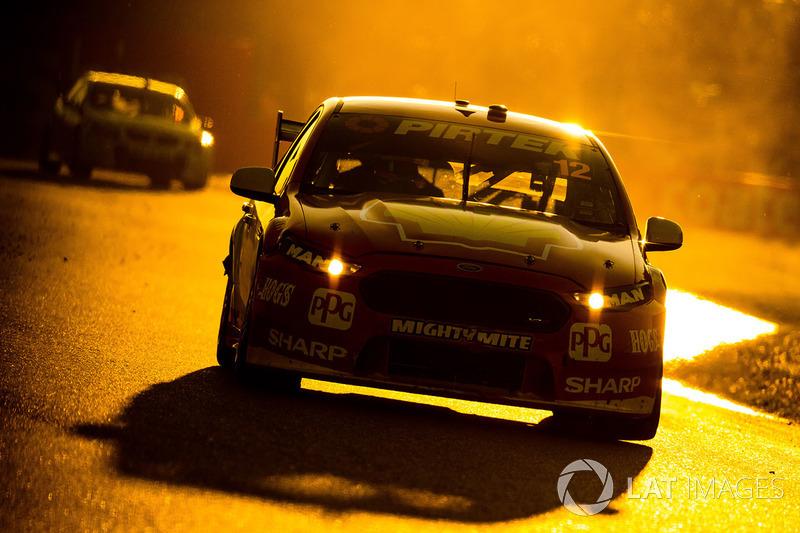 2. Fabian Coulthard, Team Penske Ford