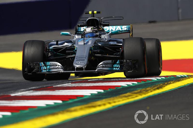 1. Валттері Боттас, Mercedes AMG F1 W08