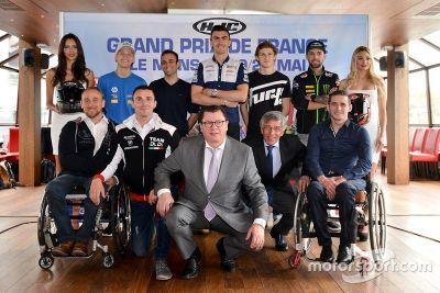 French GP presentation