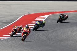 Марк Маркес, Repsol Honda Team, Дані Педроса, Repsol Honda Team, Валентино Россі, Yamaha Factory Racing