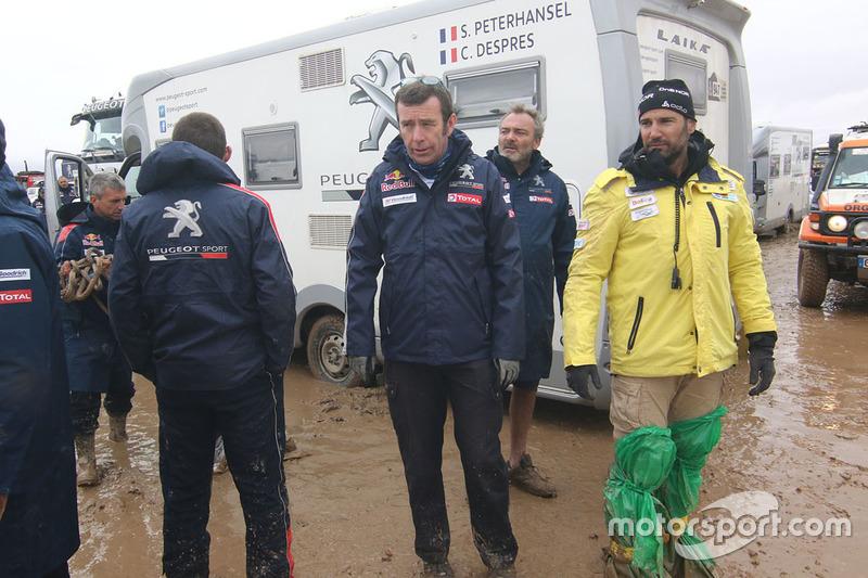 Bruno Famin, Director de Peugeot Sport