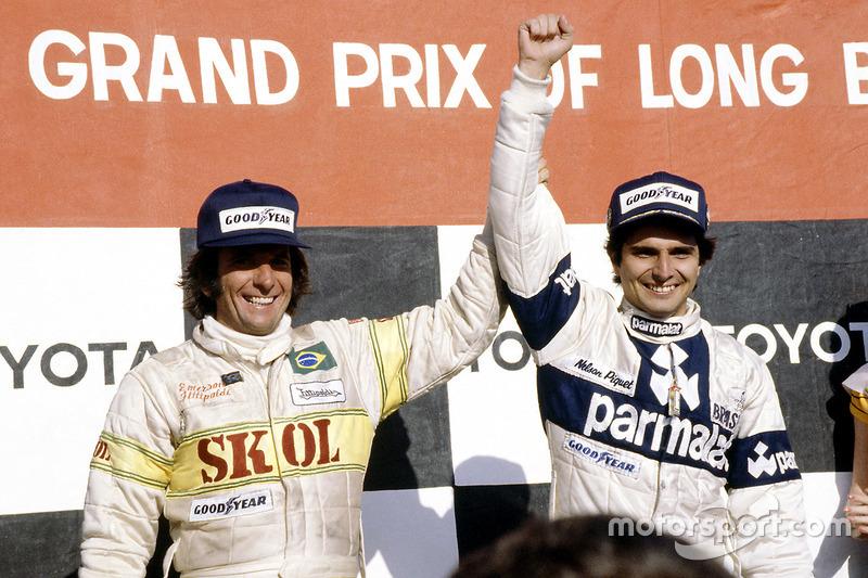 O pódio em Jacarepaguá foi o primeiro da equipe de Fittipaldi. O último aconteceu três anos depois, em Long Beach, prova marcada pela primeira vitória de Piquet.
