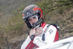 Gabin Moreau, Citroën C3 WRC, Citroën World Rally Team