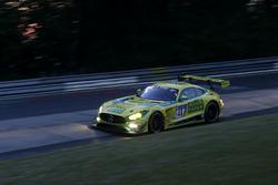 #48 Mann-Filter Team HTP Motorsport, Mercedes-AMG GT3: Kenneth Heyer, Bernd Schneider, Indy Dontje, Patrick Assenheimer