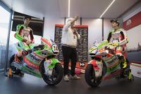 Luca Marini, Forward Racing e Lorenzo Baldassarri, Forward Racing con la nuova livrea