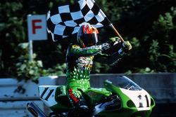 Hitoyasu Izutsu, Kawasaki Racing, winner Sugo, 2000