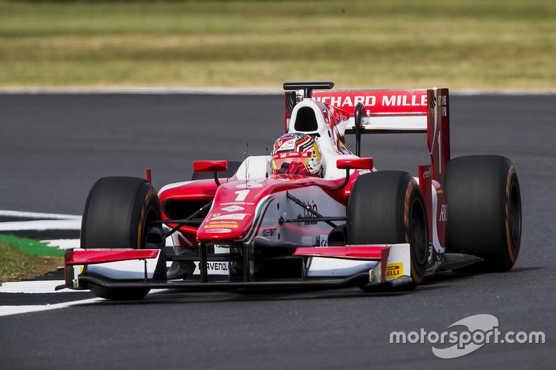 2017 - Formule 2