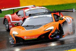 #59 Garage 59 Racing McLaren 650S: Michael Benham, Duncan Tappy