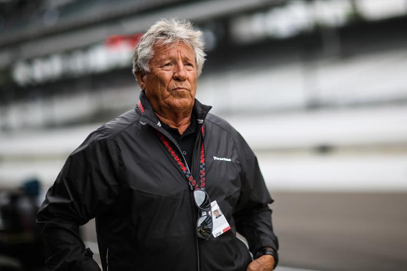 Mario Andretti: campeón en 1978, 12 victorias