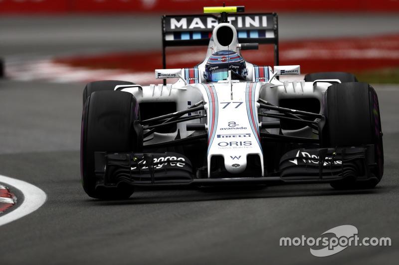 Валттері Боттас, Williams FW38