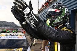 Race winner, Aron Smith, BKR