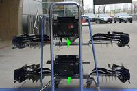 تفاصيل الجناح الأمامي لسيارة مكلارين ام.بي4-31