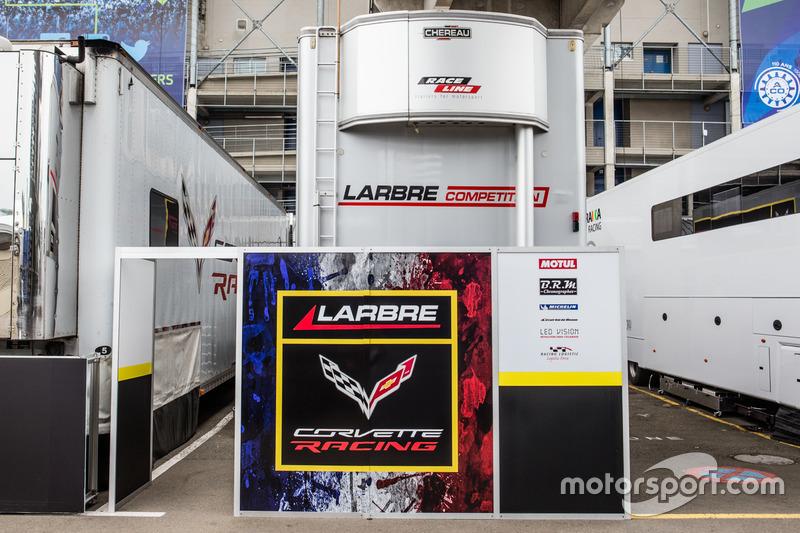 Зона Larbre Competition