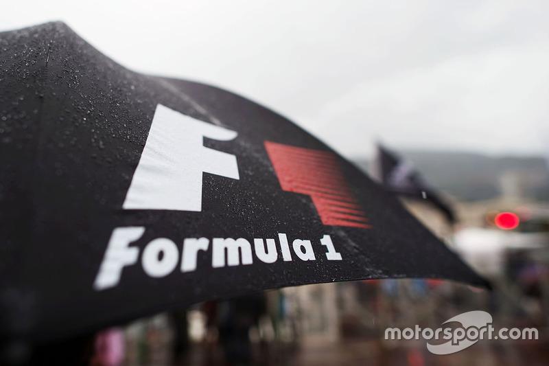 Paraguas de F1