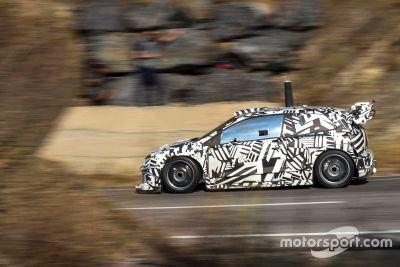 Volkswagen Polo R WRC 2017 test