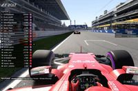 Formula 1 Ligi Takım 4 [Ferrari]