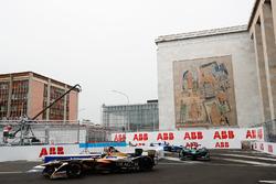 Andre Lotterer, Techeetah, Oliver Turvey, NIO Formula E Team