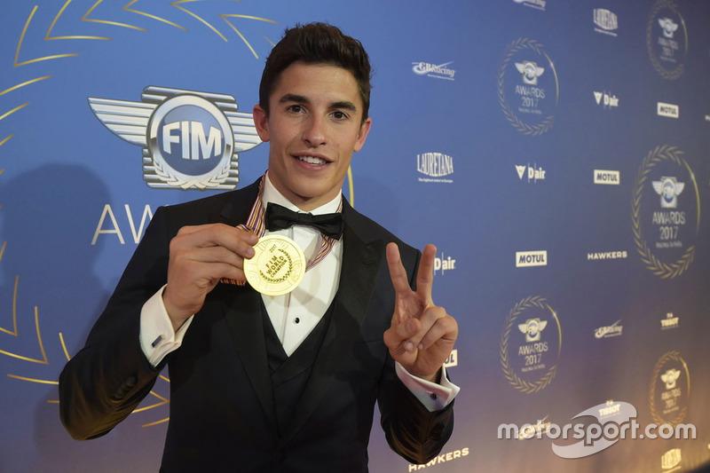 MotoGP: Marc Marquez (Spanien)