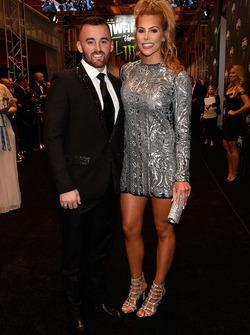 Austin Dillon e la fidanzata Whitney Ward