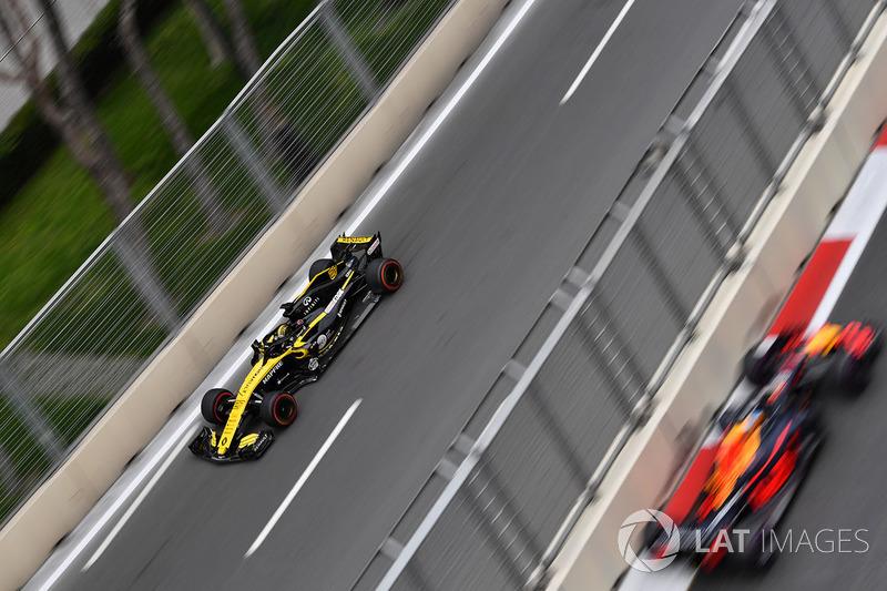 14: Нико Хюлькенберг, Renault Sport F1 Team R.S. 18 – 1:43.066*