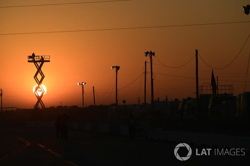 L'alba a Sebring