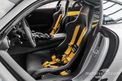 2018 Mercedes-AMG GT R - az F1 hivatalos biztonsági autója , bemutató