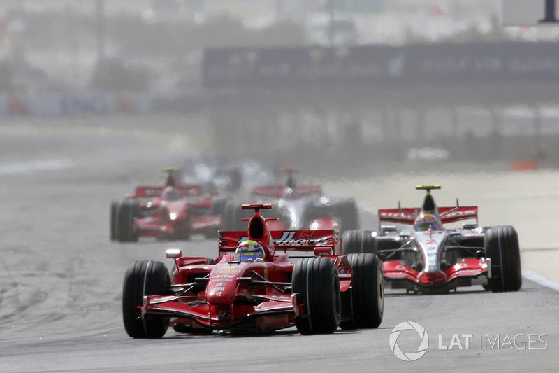 2007: Felipe Massa