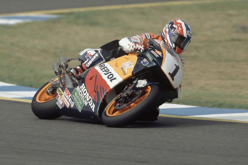 1995. Mick Doohan - Gran Premio d'Australia - 1º