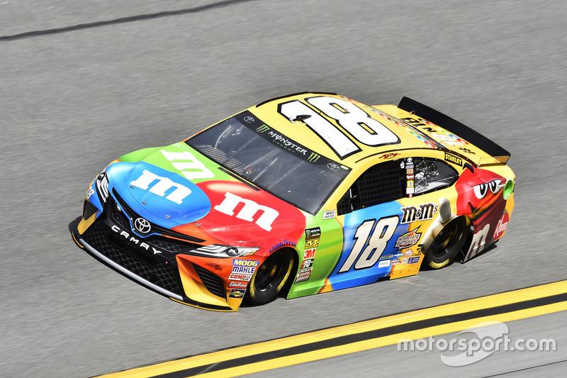 25. Kyle Busch, Joe Gibbs Racing, Toyota